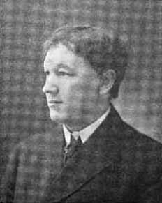 Fritz Schoultz, 1908